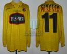 Barcelona SC - 1996 - Home - Marathon - Pilsener - QF Copa Libertadores vs U. de Chile - C. Alfaro Moreno