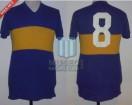Boca Juniors - 1976 - Home - Ind Arg - Campeon Torneo Metropolitano - J. Benitez