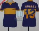 Boca Juniors - 1978 - Home - Jardin de Oscar - 1st Leg Final Interc. Cup 77' vs Borussia Mönchengladbach - J. Suarez