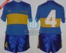 Boca Juniors - 1981 - Home - Adidas - Campeon Torneo Metropolitano - J. Suarez
