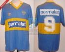 Boca Juniors - 1992 AP - Home - Adidas - A. Acosta