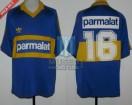 Boca Juniors - 1992 AP - Home - Adidas - Parmalat - Campeon Torneo Apertura - L. Carranza