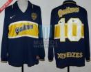 Boca Juniors - 1997 - Home - Nike - Torneo Apertura - D. Maradona