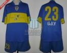Boca Juniors - 2005 LIB - Home - Nike - Xentenario - Copa Libertadores - A. Guglielminpietro