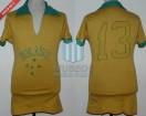Brasil - 1958 - Home - Ceppo/Superball - Pre Sweden WC Friendly Matchs - C. Moacir