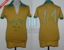 Brasil - 1958 - Home - Ceppo/Superball - Pre Sweden WC Friendly Match - N. De Sordi