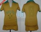 Brasil - 1958 - Home - Ceppo/Superball - Pre Sweden WC Friendly Matchs - V. Oreco
