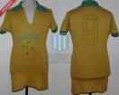 Brasil - 1958 - Home - Ceppo/Superball - Pre Sweden WC Friendly Matchs - A. Zozimo