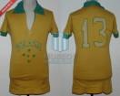 Brasil - 1958 - Home - Ceppo/Superball - Pre Sweden WC Friendly Match - C. Moacir