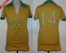 Brasil - 1958 - Home - Ceppo/Superball - Pre Sweden WC Friendly Matchs - N. De Sordi