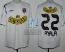 Colo Colo - 2006 - Home - Umbro - Campeon Torneo Apertura - C. Ayala
