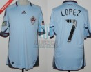 Colorado Rapids - 2010 - Away - Adidas - MLS Champion - C. Lopez