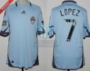 Colorado Rapids - 2010 - Away - Adidas - MLS Champion - C. Lopez