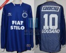 Cruzeiro - 2003 - Home - Topper - Fiat Stilo - Alex