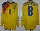 Ecuador - 1997 - Home - Marathon - 11ra Fecha Qualy France WC vs Argentina - H. Carabali
