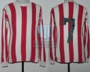 Estudiantes LP - 1967 - Home - Testai - Campeon Torneo Nacional - F. Ribaudo