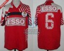 Estudiantes LP - 1994 - Away - Adidas - Esso - Friendly vs Olimpia - E. Pratola