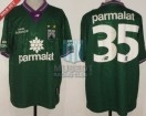 Ferro Carril Oeste - 1999 - Home - New Balance - Parmalat - U. Player