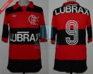 Flamengo - 1985 - Home - Adidas - Lubrax - Chiquinho