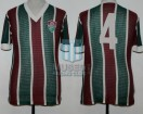 Fluminense - 1981 - Home - Malharia Doria - Friendly vs River Plate - Edinho