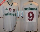 Fluminense - 2002 - Away - Adidas - Unimed