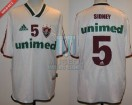 Fluminense - 2003 SUD - Away - Adidas - Unimed - Copa Sudamericana - Sidney