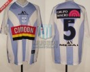 GyE Jujuy - 2001/02 - Home - Mebal - Comodin/Grupo Macro - Nacional