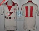 Huracan - 1986/87 - Home - Adidas - Fides - Nacional