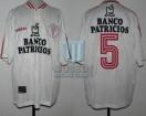 Huracan - 1998 CL - Home - Adidas - Banco Patricios - Torneo Clausura - G. Chacoma