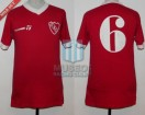 Independiente - 1983 - Home - Topper - Campeon Torneo Metropolitano - E. Trossero
