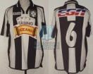 Montevideo Wanderers FC - 2005 - Home - MGR Sport - Casino Oceania/EGA - F. Avero