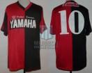 Newell's Old Boys - 1993 AP - Home - Adidas - Yamaha - 11ra Fecha vs Belgrano Cba. - D. Maradona