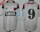 Newell's Old Boys  - 1994 AP - Away - Adidas - Yamaha - 10ma vs San Lorenzo - I. Gabrich