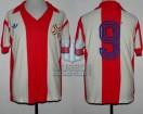 Paraguay - 1983 - Home - Adidas - U20 Bolivia Suamericano vs Argentina - F. Torres
