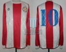 Paraguay - 1991 - Home - Textil Parana - Chile Copa America vs Argentina - L. Monzon