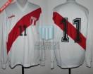 Peru - 1991 - Home - Diadora - Chile Copa America vs Argentina - J. Hirano