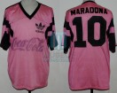 Ritmo de la Noche - 1992 - Home - Adidas - Coca Cola - F4 Final vs Jugate Conmigo - D. Maradona