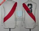 River Plate - 1980 - Home - Textil Sport - Campeon Torneo Metropolitano - A. Tarantini