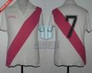 River Plate - 1981 - Home - Olimpia - Campeon Torneo Nacional - R. Diaz
