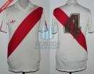 River Plate - 1983 - Home - Adidas - J. Olarticoechea