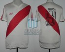 River Plate - 1983 - Home - Adidas - Torneo Metropolitano - E. Francescoli