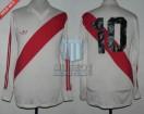 River Plate - 1984 - Home - Adidas - Torneo Nacional / Metropolitano - E. Francescoli