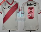 River Plate - 1986/87 - Home - Adidas - Fate O - E. Francescoli