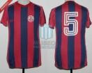 San Lorenzo - 1983 TM - Home - Adidas - J. Coudannes