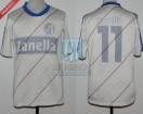 San Lorenzo - 1986/87 - Away - Adidas - Zanella - L. Madelon