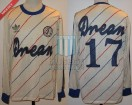San Lorenzo - 1988 LIB - Away - Drean - 4tos vs Peñarol - A. Rifourcat