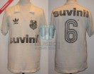 Santos FC - 1988 SC - Home - Suvinil - 1ra Fase vs Racing Club - C. Sampaio