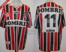 Sao Pablo - 1998 - Away - Adidas - Bombril