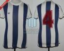 Talleres - 1980 - Home - Adidas - 9na Fecha Metro vs Independiente - V. Ocaño