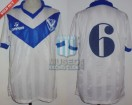 Velez Sarsfield - 1986/87 - Home - Topper - 19na vs Indepediente - J. Cuciuffo